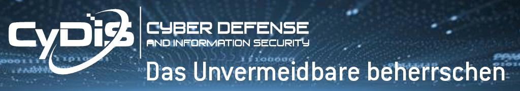 CyDIS Cyber Defense and Information Security GmbH www.cydis.de